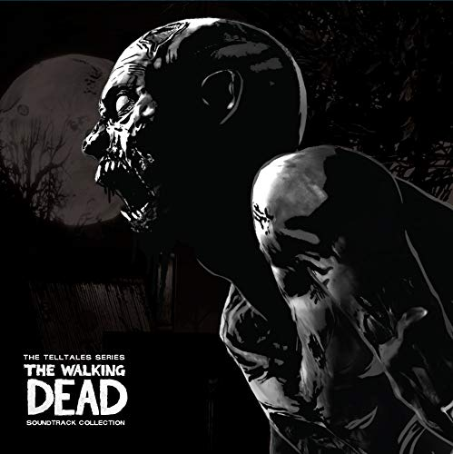 Walking Dead-The Telltale Series Soundtrack 4-Disc Set