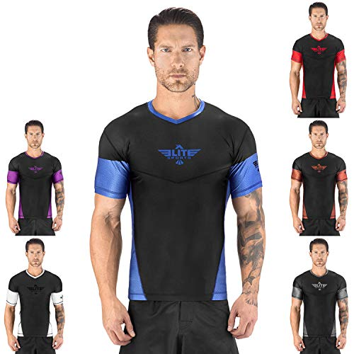 Elite Sports rash guard bjj