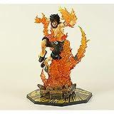 Modello di Statua Animeanime One Piece Figuarts Portgas D Ace Action Figure Collection Model Toy 9 Pollici
