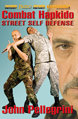 Combat Hapkido: Street Self Defence [DVD] [Reino Unido]
