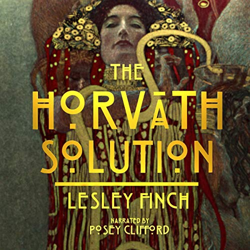 The Horváth Solution cover art