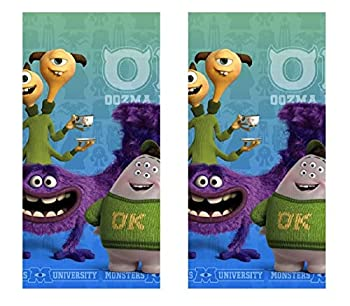 Disney s Monsters University Party Tablecovers - 2 Pieces by Hallmark
