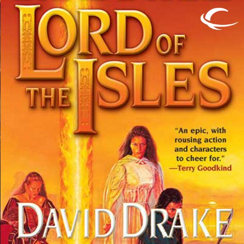 Lord of the Isles cover art