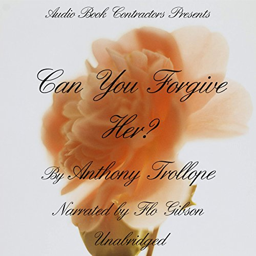 Can You Forgive Her? cover art
