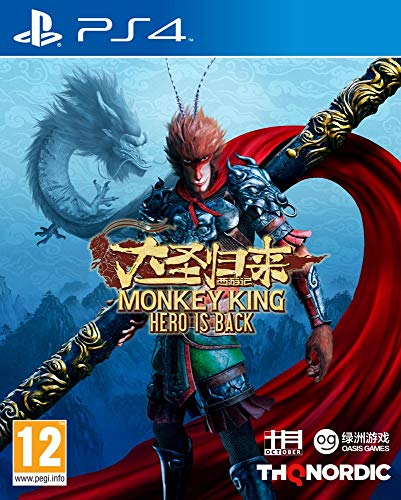 Koch Media NG - Monkey King - PS4