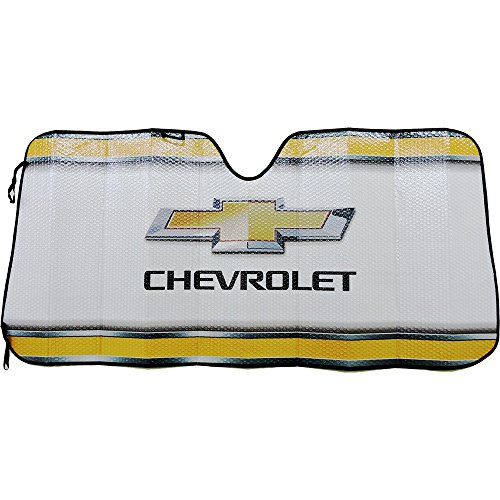 UNIQUE AUTOMOTIVE ACCESSORIES Universal Windshield Car Truck Van SUV Sun Shade for Chevrolet Chevy