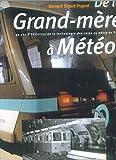 De la grand-mère à Météor - 45 ans d'évolution de la technologie des voies au métro de Paris