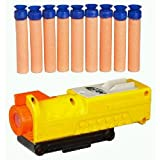 Nerf N-Strike Mission Kit with Tactical Light and Ten Micro Darts fits Longshot, Maverick, Recon, Nite Finder, and more