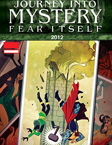 Journey Mystery: Journey Into Mystery Comic Book| Fear Itself 2012 The Complete Collection (English Edition)