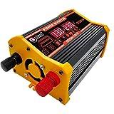 Power Inverter 300W Car DC 12V a 110V AC con convertitore di visualizzazione Dual USB LED del caricatore adattatore per auto forniture industriali