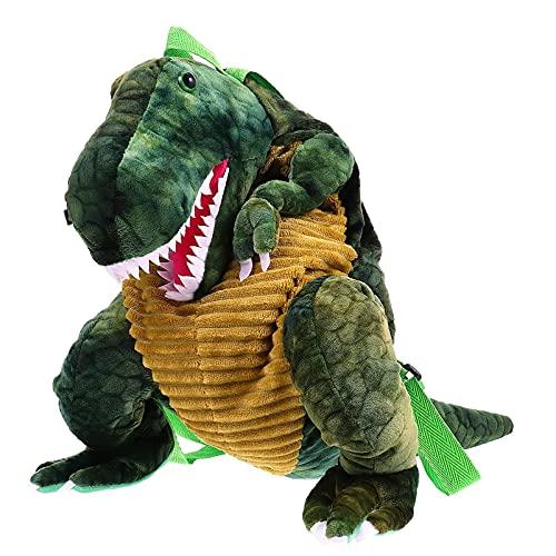 VALICLUD Mochila de Dinosaurio Mochila De Animales Mochila de Niños Niñas Mochila de Dinosaurio