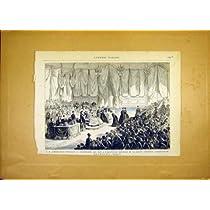 皇后帝国軍隊の名誉の St Denis の印刷物 1868