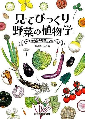 見てびっくり野菜の植物学―ゲッチョ先生の野菜コレクション
