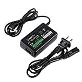 Insten Battery Wall Charger Compatible With Sony PSP-110 PSP-1001 PSP 1000 / PSP Slim & Lite 2000 / PSP 3000 Replacement AC Adapter