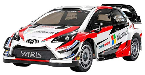 1/10 XB No.203 トヨタ ガズーレーシング WRT/ヤリス WRC (TT-02シャーシ) 57903