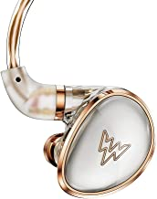 Sponsored Ad - Whizzer HE01 in Ear Monitor Headphones, HiFi IEM Earphones with Detachable Cable, Noise-Isolating Musician ... photo