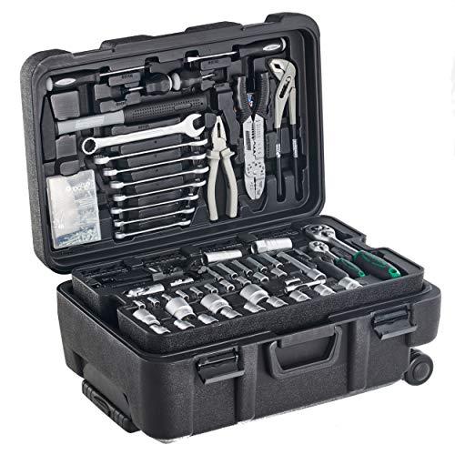 Mannesmann - M29070 - Maletín de herramientas móvil