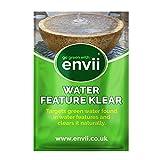 Envii Water Feature Klear - Trattamento Anti Alghe per Specchi D'Acqua, Pulisce ed Elimina Le Alghe, Agisce Anche in Basse Temperature, Fino a 4° C - 12 Pastiglie