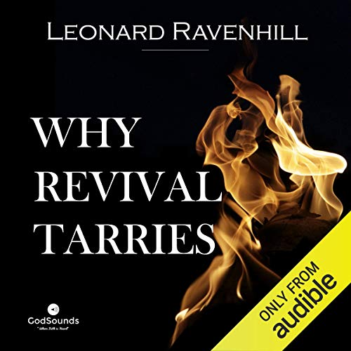 Why Revival Tarries audiobook cover art