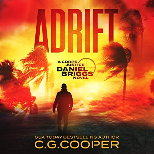 Adrift: The Complete Novel audiobook cover art