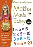 Maths Made Easy Times Tables. Ages 5-7 Key Stage 1: Supports the National Curriculum, Multiplication Exercise Book (Made Easy Workbooks)