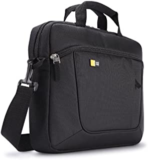 CASE LOGIC 15.6 inches Laptop Bag - Internal Divider, Front pocket Panel, Padded Laptop Compartment Walls For Extra Protec...