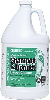 Nilodor 128SBN SHP Encapsulating Bonnet/Spin Shampoo, 1 gal