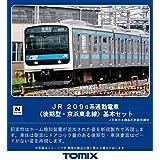 TOMIX Nゲージ JR 209 0系通勤電車 後期型・京浜東北線 基本セット 98432 鉄道模型 電車