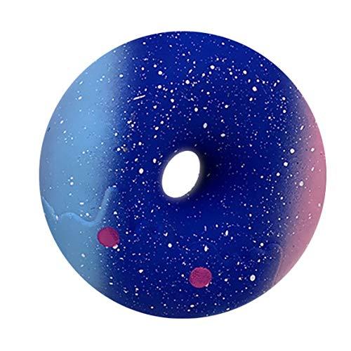 Hffan Riesen Jumbo Donut Kawaii Langsam steigende cremige duftende Kinder Spielzeug Dekorativ Spaß Krapfen Slow Rising Stress Reliever Toy Geschenk-Kollektion