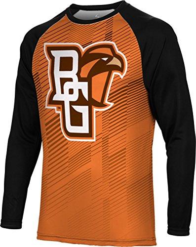 Spectrum Sublimation Men's Bowling Green State University Bold Long Sleeve (Apparel) (Medium)