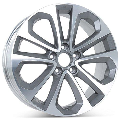 "Brand New 18"" x 8"" Replacement Wheel for Honda Accord 2013-2015 Rim 64048"