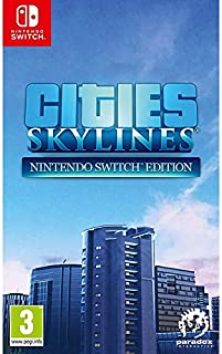 Cities: Skylines Switch (Pal)