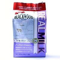 ブラックウッド リアル ミルク 600g (200gx3袋) 【BLACKWOOD Real Milk】