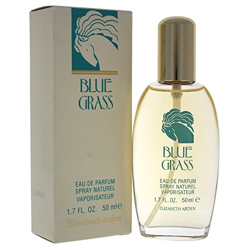 Elizabeth Arden Blue Grass femme/women, Eau de Parfum Spray, 1er Pack (1 x 50 ml)
