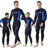3mm Wetsuit Men,Ravani Mens Wetsuit surf Wetsuit...