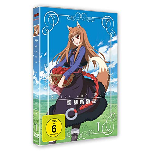 Spice & Wolf - Staffel 1 - Vol. 1 - [DVD]