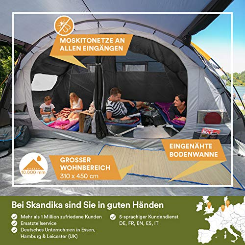 Skandika Gotland 6 canopy