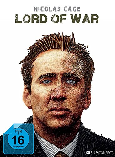 Lord Of War (Mediabook inkl. 20 Seitiges Booklet) (Limited Edition) (Blu-ray)