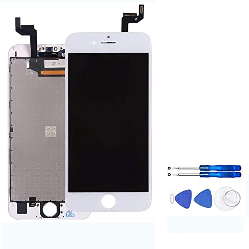 e3da35985a6 FFtopu Screen Replacement for iPhone 6S (4.7 Inch) White - LCD Display  Screen +