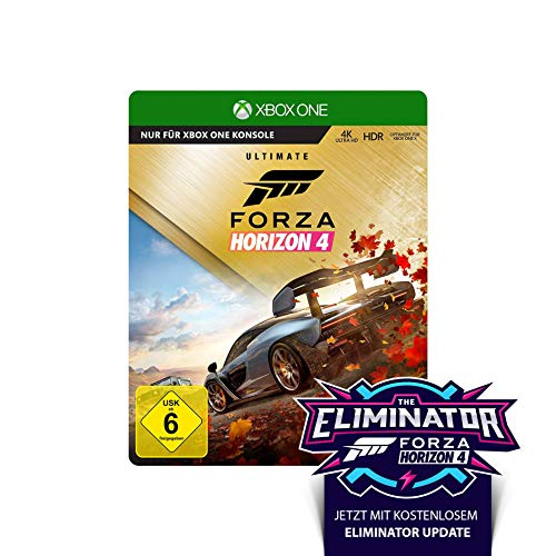 """Forza Horizon 4 – Ultimate Edition - [Xbox One] 