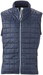 James and Nicholson Mens Hybrid Vest