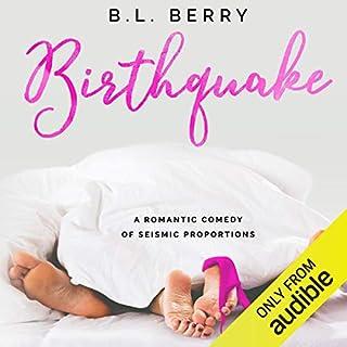 Birthquake audiobook cover art