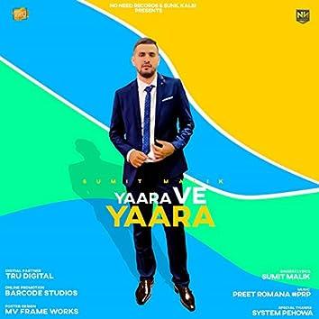 Yaara Ve Yaara - Single