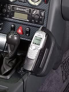 Kuda 091105 Leather Mount Black Compatible with Mercedes SLK R170 (1996-2004)