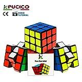 Pucico Cubo magico 3x3 Original Speedcube de Ultima generacion | Cube...