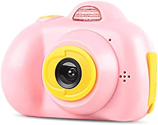 Digital Camera for Kids, UMIWE Shockproof Children Camcorders Rechargeable Front and Rear Selfie Camera Toys with 16GB Sto...
