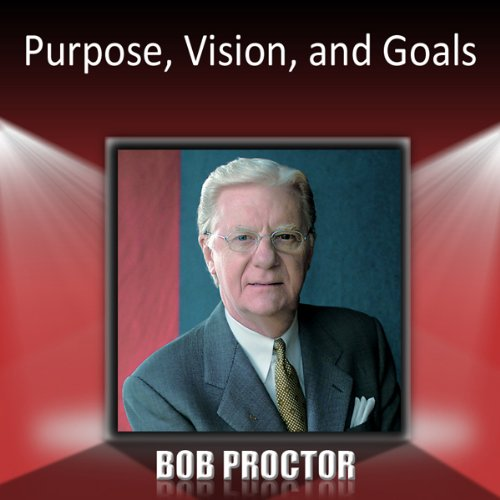 Purpose, Vision, and Goals audiobook cover art