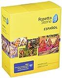 Learn Spanish: Rosetta Stone Spanish (Spain) - Level 1-5 Set (Download Code Included)