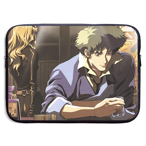 Laptop Sleeve Case Cowboy Bebop Notebook Computer Pocket Case for 13-15 Inch MacBook Pro/MacBook Air/Notebook Computer