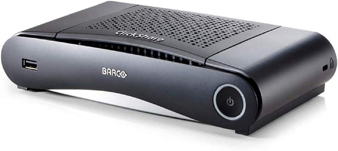 Barco ClickShare CS-100 Huddle  Small Meeting Room Standalone Wireless Presentation System